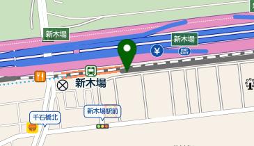 リパーク新木場駅前第2の地図画像