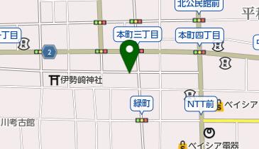 リパーク伊勢崎本町第2の地図画像