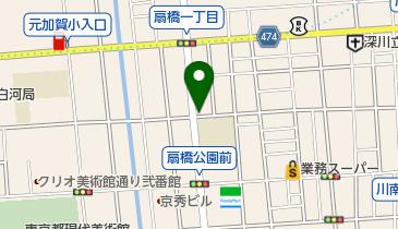 江東石島第4の地図画像