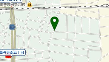 コインパーク高円寺南5丁目の地図画像