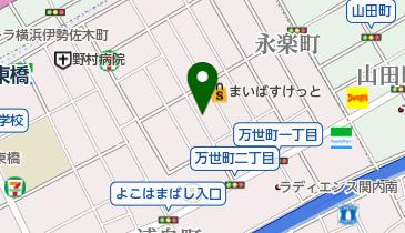 コインパーク真金町1丁目の地図画像