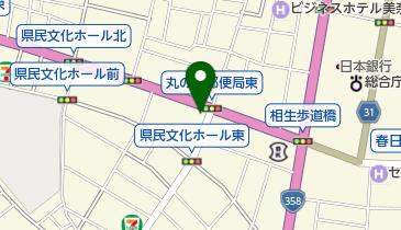 パラカ 甲府市相生第1の地図画像