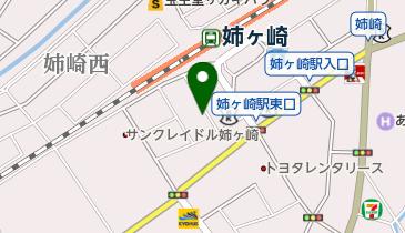 ナビパーク 姉崎第1の地図画像