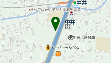 NPC24H上落合第2パーキングの地図画像