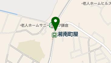 J・PARK湘南町屋の地図画像
