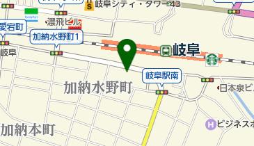 NPC24H岐阜南口パーキングの地図画像