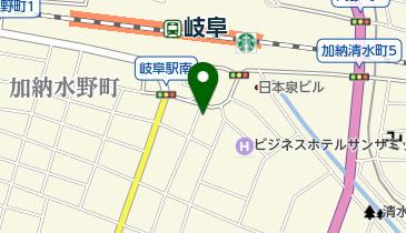 NPC24H岐阜南口第2パーキングの地図画像