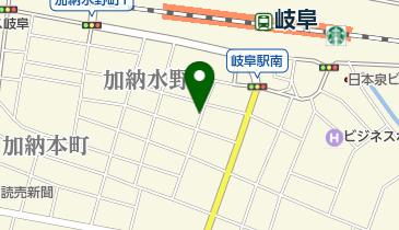 NPC24H岐阜南口第4パーキングの地図画像