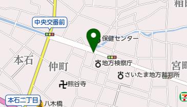 【予約制】リパーク toppi! 熊谷市宮町1丁目52 の地図画像