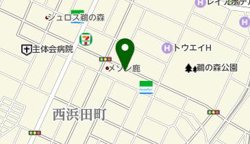 【予約制】リパーク toppi! 四日市市九の城町36 の地図画像