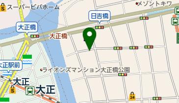 【専用アプリDL必須】Peasyセレパーク木津川の地図画像