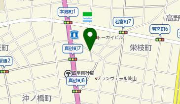 ザ・パーク春日町の地図画像