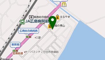 アルゴパークJA広島総合病院前の地図画像
