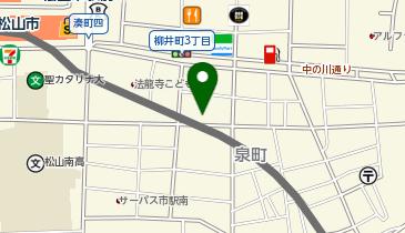 ザ・パーク柳井町3丁目の地図画像