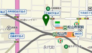 ザ・パーク湊町6丁目の地図画像