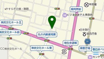 ザ・パーク甲府丸の内3丁目の地図画像