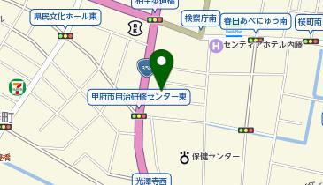 ザ・パーク甲府相生2丁目の地図画像