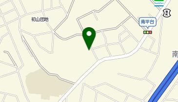 ザ・パーク南平台第2の地図画像