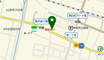 ザ・パーク甲府宝第1の地図画像