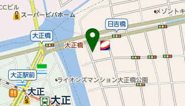 【専用アプリ必須駐車場】スマートパーキング JP桜川 1番車室の地図画像