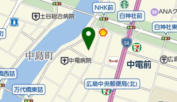 ザ・パーク大手町第1の地図画像