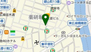 ザ・パーク弥生町第1の地図画像
