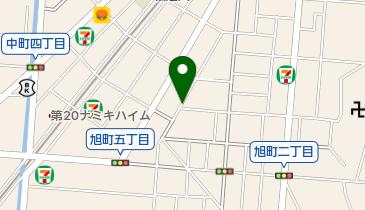ザ・パーク厚木旭町の地図画像