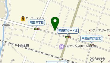 ザ・パーク甲府朝日2丁目の地図画像