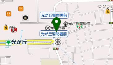 田柄自転車駐車場の地図画像