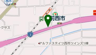 備前西市駅南自転車駐車場の地図画像