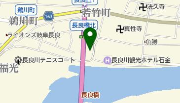 長良自転車駐車場の地図画像