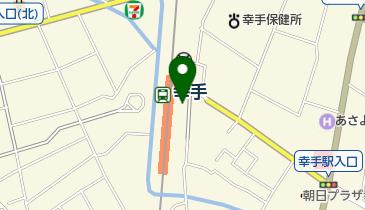 【バイク】Tacyサイクルパーク 幸手駅前駐輪場の地図画像