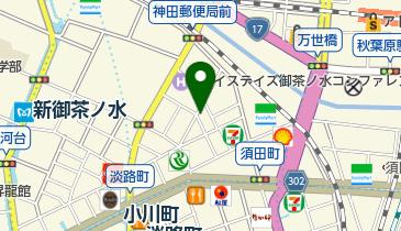竹むらの地図画像