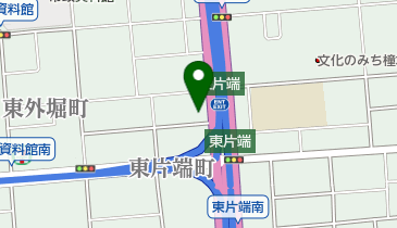 日本棋院 中部総本部の地図画像